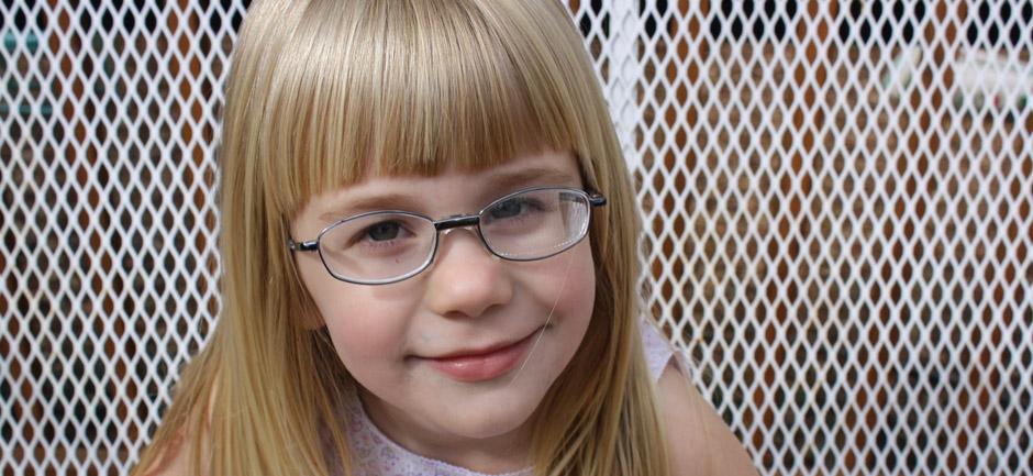 Δημοσίευση για κερατοπλαστική σε παιδιά